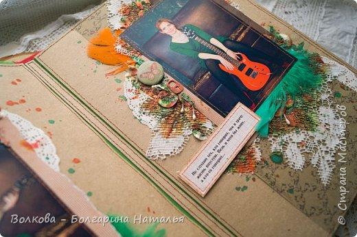 """Свершилось """"страшное"""" - альбом по совместному проекту с Дашей Пнёвой, который нужно было ещё в прошлом году сделать, я таки доделала:)))) фото 11"""