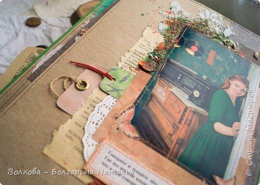 """Свершилось """"страшное"""" - альбом по совместному проекту с Дашей Пнёвой, который нужно было ещё в прошлом году сделать, я таки доделала:)))) фото 15"""