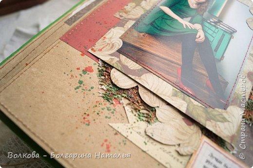 """Свершилось """"страшное"""" - альбом по совместному проекту с Дашей Пнёвой, который нужно было ещё в прошлом году сделать, я таки доделала:)))) фото 17"""