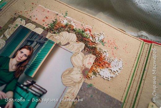 """Свершилось """"страшное"""" - альбом по совместному проекту с Дашей Пнёвой, который нужно было ещё в прошлом году сделать, я таки доделала:)))) фото 18"""