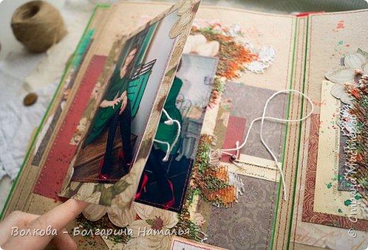 """Свершилось """"страшное"""" - альбом по совместному проекту с Дашей Пнёвой, который нужно было ещё в прошлом году сделать, я таки доделала:)))) фото 19"""