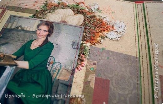 """Свершилось """"страшное"""" - альбом по совместному проекту с Дашей Пнёвой, который нужно было ещё в прошлом году сделать, я таки доделала:)))) фото 21"""