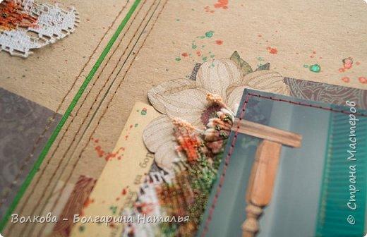 """Свершилось """"страшное"""" - альбом по совместному проекту с Дашей Пнёвой, который нужно было ещё в прошлом году сделать, я таки доделала:)))) фото 24"""