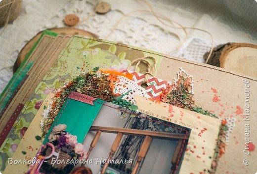 """Свершилось """"страшное"""" - альбом по совместному проекту с Дашей Пнёвой, который нужно было ещё в прошлом году сделать, я таки доделала:)))) фото 28"""