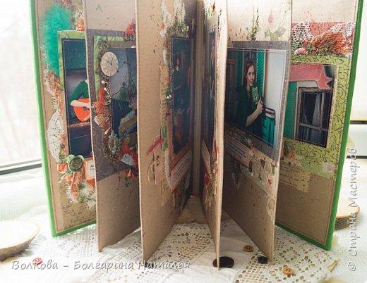 """Свершилось """"страшное"""" - альбом по совместному проекту с Дашей Пнёвой, который нужно было ещё в прошлом году сделать, я таки доделала:)))) фото 34"""