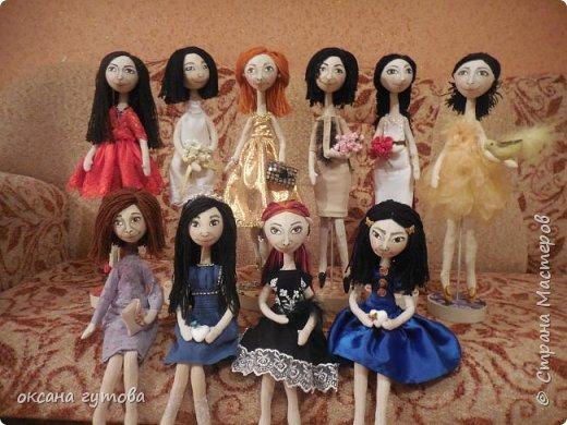 Интерьерные куклы по фото в мультяшном стиле! фото 10