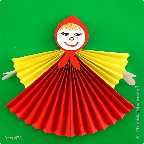 Вот таких кукол-Маслениц я делала с детьми. фото 1