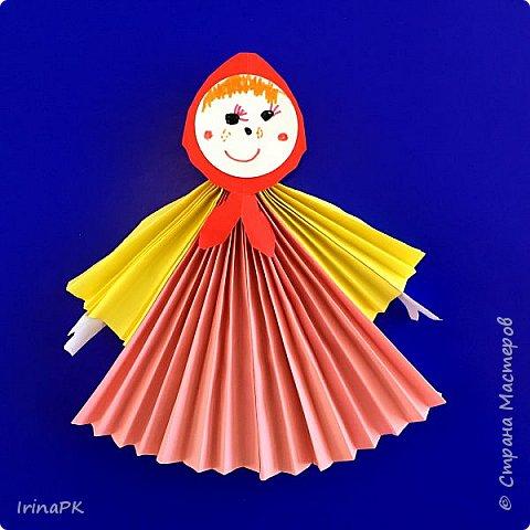 Вот таких кукол-Маслениц я делала с детьми. фото 2