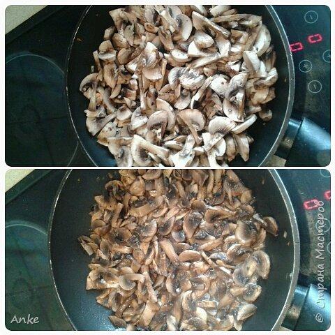 Предлагаю Вам попробовать приготовить вкусный салатик, который можно кушать теплым или холодным. фото 3