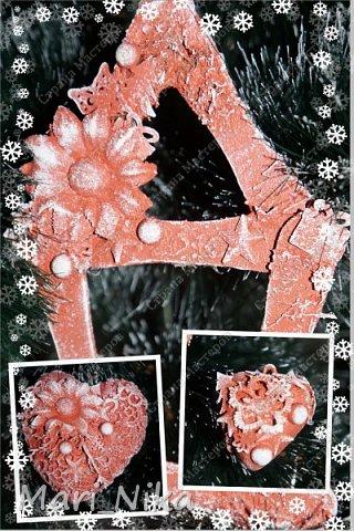 Провожая зиму решила подвести маленький, да что там, надеюсь малЮсенький итог по подготовке..... да, да к новому Новому году! Ведь никогда не получается (ну у меня точно никогда) сделать все, что хочется, и не просто сделать, а сделать вовремя. Поэтому как только отпраздновали зимние каникулы началась, а скорее продолжилась у меня работа все по той самой, самой любимой теме.  фото 6
