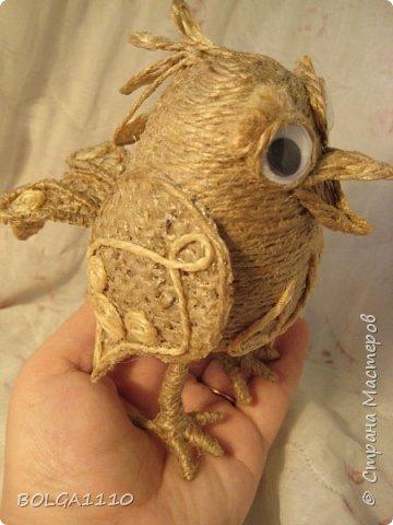Вообще то это должен был быть кузнечик))) Но в процессе как то  сам собой превратился в птичку.Толи скворец , а может быть петушок. Вообщем ПТИЦ. фото 4