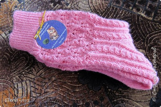 Носочки женские Banyan Tree Socks дизайнера Debbie O'Neill  фото 5