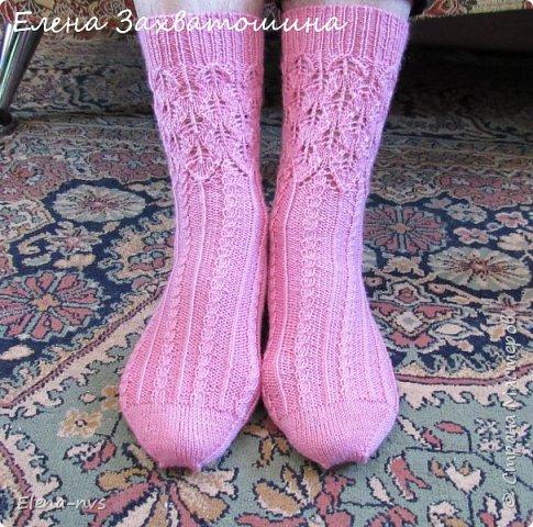 Носочки женские Banyan Tree Socks дизайнера Debbie O'Neill  фото 2