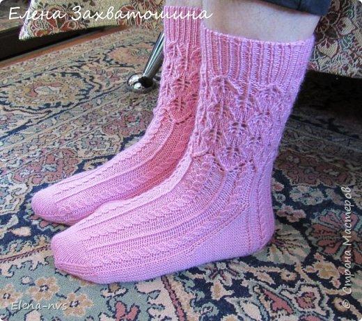 Носочки женские Banyan Tree Socks дизайнера Debbie O'Neill  фото 3