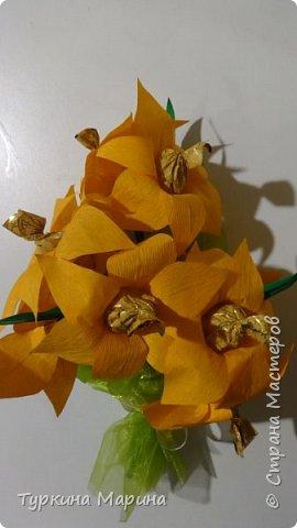 Доброе время суток всем!  Вот такие сладкие цветы вырастила я к 8 марта))) фото 3