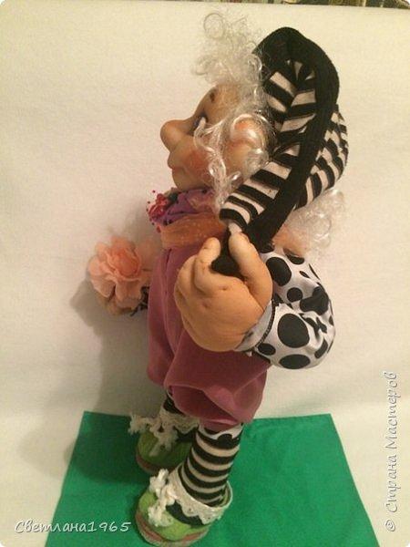Приветствую всех!!!Кукла сделала по мотивам замечательных сестер Михайловых!!! фото 4