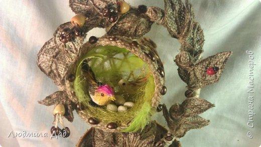 Вот такое уютное гнездышко было подарено хорошей девушке, очень любящей и домашней . фото 4