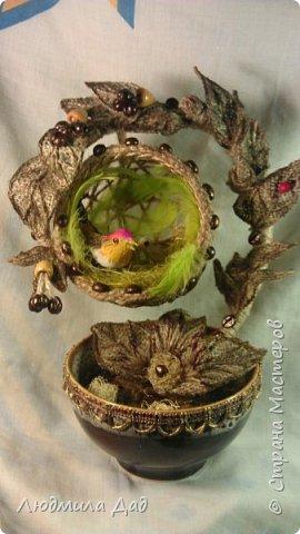 Вот такое уютное гнездышко было подарено хорошей девушке, очень любящей и домашней . фото 2
