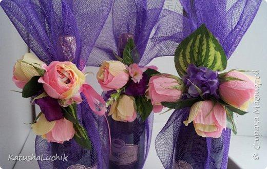Такой подарочек достался одном хорошему человеку, который ну очень любит хризантемы. фото 5