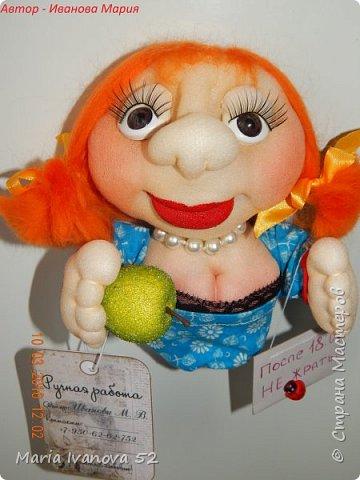 Кукла магнит фото 2