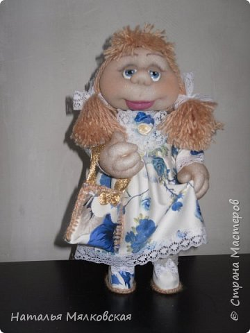 кукла Соня. фото 1