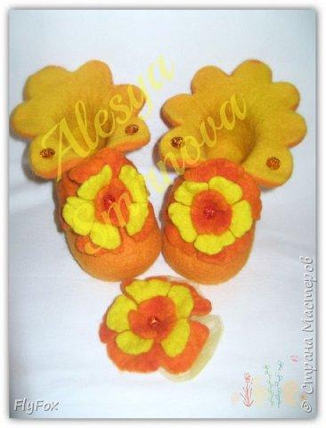 Вот такие топулики для деток у меня получаются...могут быть в разных расцветках... фото 1