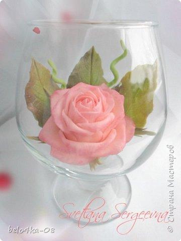 роза в стекле фото 6