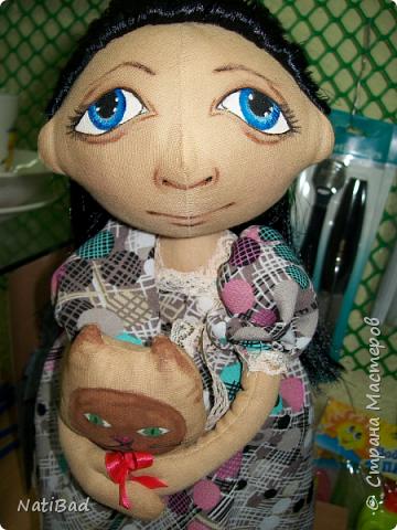 Новая кукла в моем исполнении. фото 1
