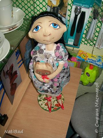 Новая кукла в моем исполнении. фото 2