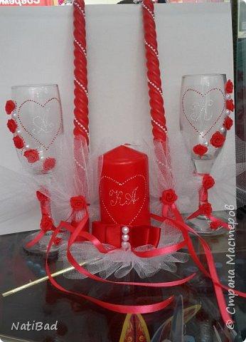 Большой набор на свадьбу. фото 8