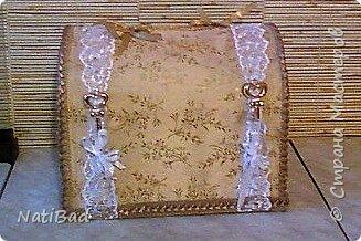 Сундучок на свадьбу. фото 1