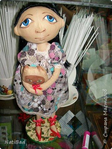 Новая кукла в моем исполнении. фото 3