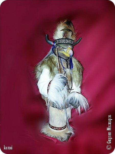 Маниту - термин обозначающий душу,дух, дух - хранитель. Свой Дух имеет все живое и неживое вокруг нас...Это Маниту орла фото 4