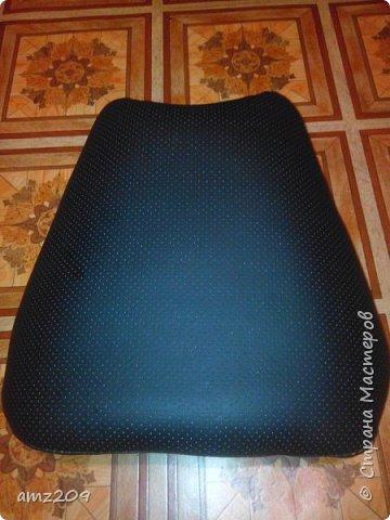 Перетяжка сидения для мотоцикла фото 1