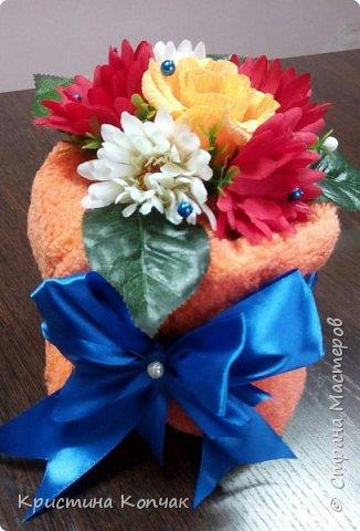 Сладкая коробочка цветов. 8 марта фото 2
