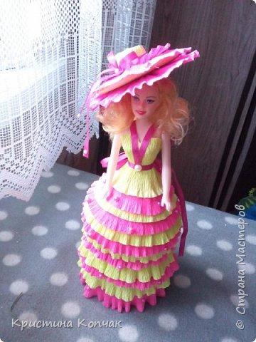Куколки-шкатулки для моих любимых племянниц фото 1