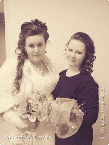 Свадьба... Самое лучшее время для любой девушки. И каждая хочет все самое лучшее. Вот и моя очередная подружка выходит замуж...  Наборчик как и сама свадьба в алых тонах фото 3