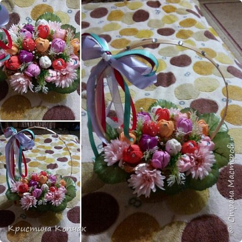Мои сладкие корзинки фото 6