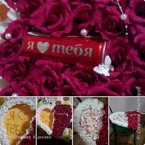 Сладкая коробочка цветов. 8 марта фото 10