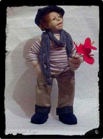 """Авторская кукла """" Гришка"""" фото 1"""