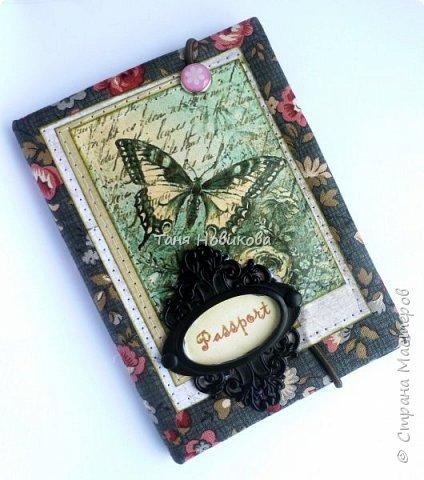 Обложки на паспорт. Всегда нужны и всегда пригодятся ))) фото 11