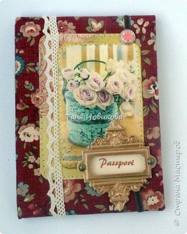 Обложки на паспорт. Всегда нужны и всегда пригодятся ))) фото 8