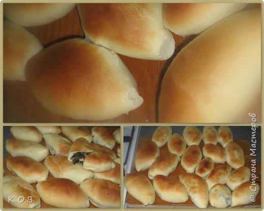 пирожки с солеными грибами фото 2