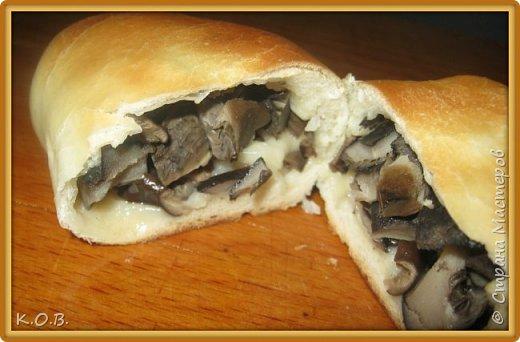 пирожки с солеными грибами фото 3