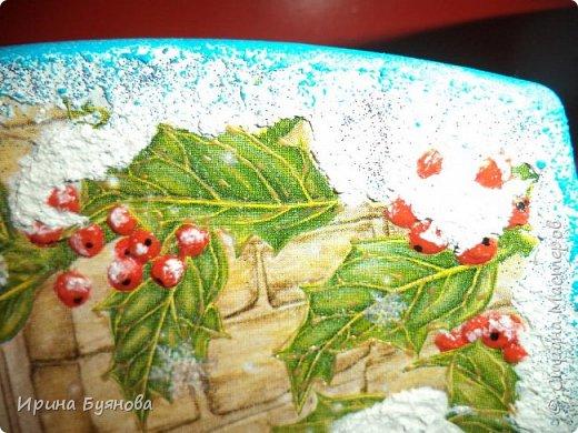 Очень люблю декорировать тарелочки!!! Они для меня, как полигон для изучения разных техник.  фото 30