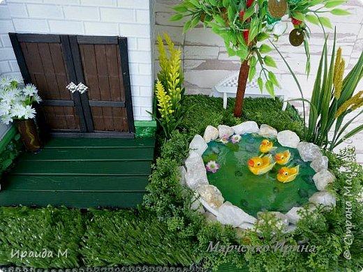 """Подарок на свадьбу  все с тем же пожеланием: """"Построить дом, посадить дерево, воспитать детишек"""" фото 4"""
