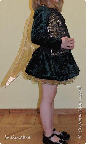Почему-то костюм главной героини самой популярной для постановок сказки Чуковского в Нижнем Новгороде днем с огнем не найти))) Пришлось опять самой думать-ваять. Причем на фоне общего финансового кризиса тратить не хотелось ни копейки. Я ни копейки и не потратила, все сваяла из того, что было.  фото 3