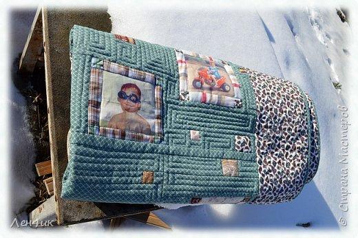 """У младшего сына день рождения. И ему я подарила собственное одеяло. Идея такая-же, как и в <a href=""""http://stranamasterov.ru/node/99180""""/>предыдущем</a>, но дизайн немного другой. фото 1"""