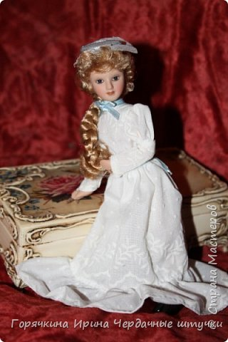 Моя маленькая коллекция кукол фото 8