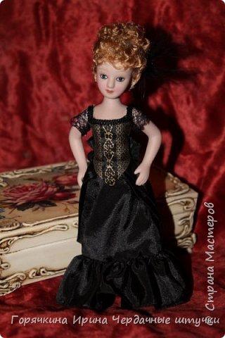 Моя маленькая коллекция кукол фото 9